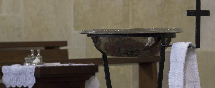 faire un baptême catholique